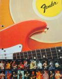 Fender Colour Guitar Catalogue -1980/81