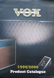Vox Product Flyer (1999/2000)