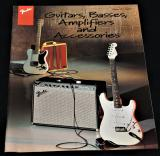Fender 1996 Full Line Colour Catalogue (cat305)