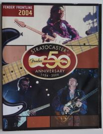 Fender 2004 50th anniversary Frontline Catalogue (257 Pages)
