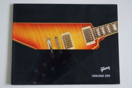 Gibson 2004 Full colour catalogue (64 pages)