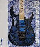 Ibanez Full Line Colour Guitar, Basses & Accessories Catalogue (1991)