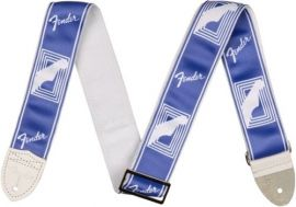 Fender Custom Mono Guitar Strap (2 inch) - Lake Placid Blue