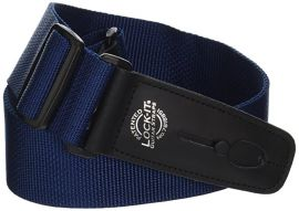 Lock It Professional 2 Inch Polypro Strap with Locking Ends - Navy Blue