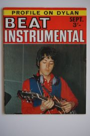 Beat Instrumental Magazine - Sept 68 - Paul McCartney