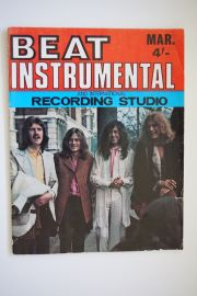 Beat Instrumental Magazine - Mar 70 - Led Zeppelin