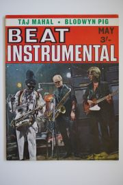 Beat Instrumental Magazine - May 69 - Supersession cover