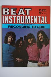 Beat Instrumental Magazine - Dec 70 - The Move