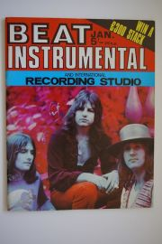 Beat Instrumental Magazine - Jan 71 - ELP