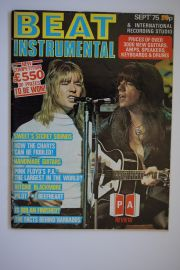 Beat Instrumental Magazine - Sept 75 - The Sweet