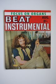 Beat Instrumental Magazine - Aug 69 - Jethro Tull