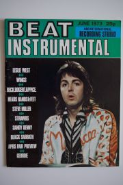 Beat Instrumental Magazine - June 73 - Paul McCartney