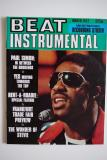Beat Instrumental Magazine - Mar. 72 - Stevie Wonder