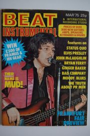 Beat Instrumental Magazine - March 75 - Mud