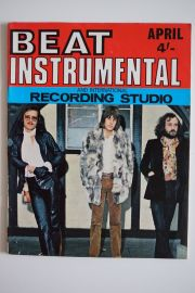 Beat Instrumental Magazine - Apr 1970 - The Nice
