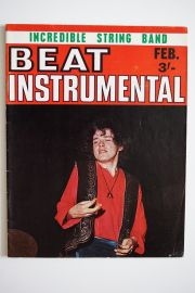 Beat Instrumental Magazine - Feb 69 - Joe Cocker