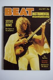 Beat Instrumental Magazine - July 77 - Steve Howe