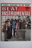 Beat Instrumental Magazine - Aug 68 - Hendrix Package Tour Cover