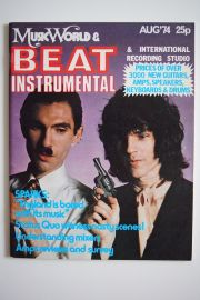 Beat Instrumental Magazine - Aug 74 - Sparks