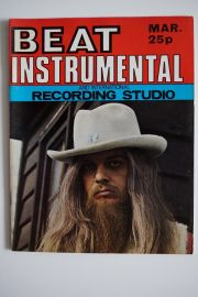 Beat Instrumental Magazine - Mar.71 - Leon Russell