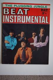 Beat Instrumental Magazine - May 68 - The Hollies