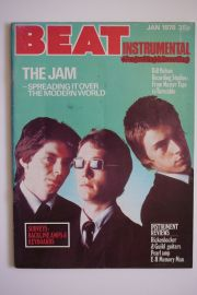 Beat Instrumental Magazine - Jan 78 - The Jam