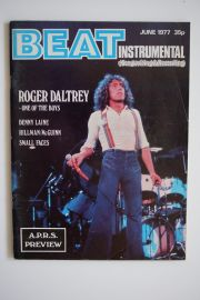 Beat Instrumental Magazine - June 77 - Roger Daltry