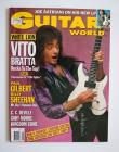 Guitar World Magazine - Sept 89 - Bratta/Gilbert/Sheehan