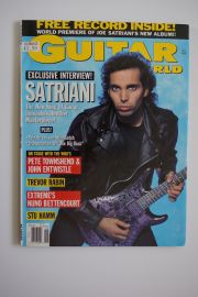 Guitar World Magazine - Nov 90 - Joe Satriani
