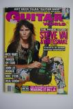 Guitar World Magazine - Jan 90 - Steve Vai