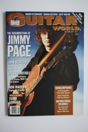 Guitar World Magazine - Oct.88 - Jimmy Page