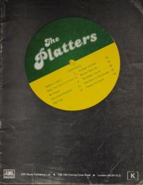 The Platters Sheet Music (10 songs)