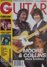 Guitar Magazine - May 1993 - Moore & Collins, Cream, Big Country