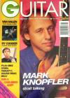 Guitar Magazine - January 1993 - Mark Knopfler, Van Halen, Ry Cooder