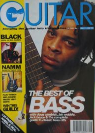 Guitar Magazine - March 1993 - Best of Bass
