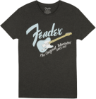 Fender Original Tele T-Shirt - Grey/Sonic