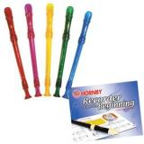 Hornby Clear Descant Recorder Tutor Pack