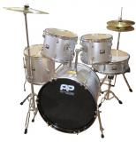 PP220SL Limited Edition Fusion Drum Kit - Silver