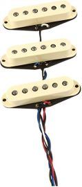 Fender V-Mod Stratocaster Pickups - Set Of 3