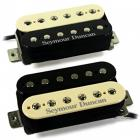 Seymour Duncan Hot Rodded Humbucker Pickup Set (SH-2n & SH-4) JB / Jazz Set - Zebra