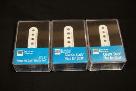Seymour Duncan set of three Stack Strat pickups