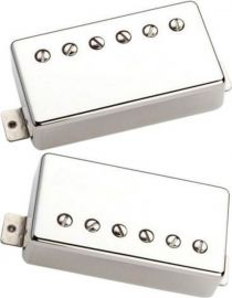 Seymour Duncan Hot Rodded Humbucker Pickup Set (SH-2n & SH-4) JB / Jazz Set - Chrome