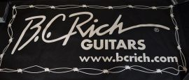 BC Rich Banner (cloth)