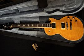 Rally LP Replica - Trans Amber with lightweight case