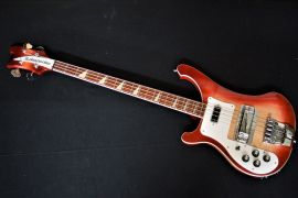 Rickenbacker Left Hand 4003 Bass - fireglo (from the year 2000)