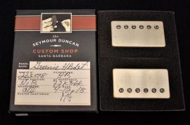 Seymour Duncan Greenie set (Custom shop)