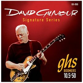 David Gilmour Signature Series - Nickel-Plated Electric Guitar Strings (.010 1/2-.050)