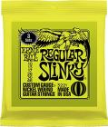 Ernie Ball Regular Slinky Electric Guitar Strings (Gauge 10-46) - 3 Pack