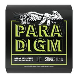 Ernie Ball 2021 Paradigm Electric Guitar String - Regular Slinky (10-46)