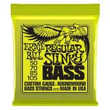 Ernie Ball Regular Slinky Nickel Wound Bass Set (.050 - .105)